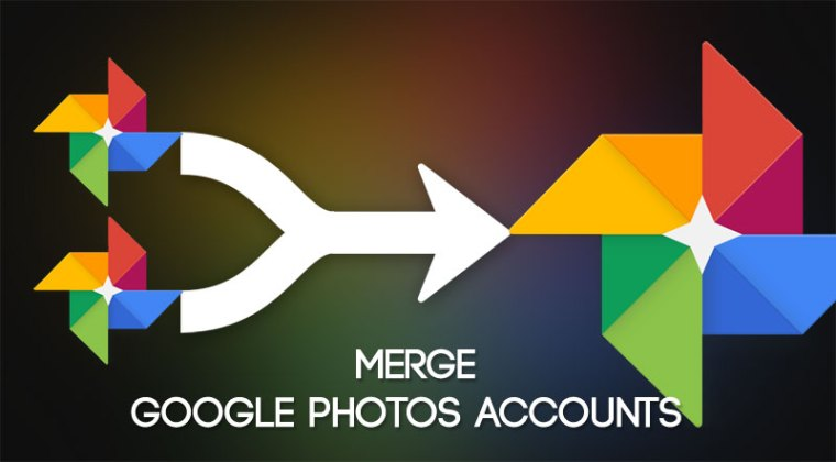 Google Fotos-Konten zusammenführen