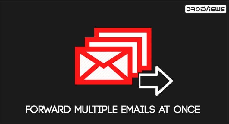 Mehrfache E-Mail-Weiterleitung in Google Mail