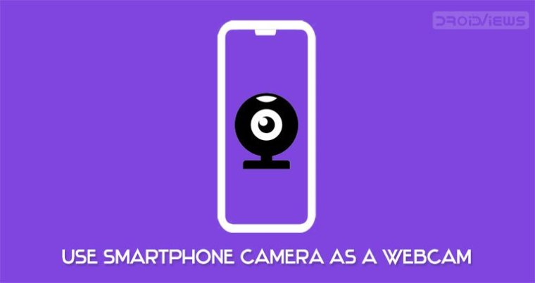 Smartphone-Kamera als Webcam