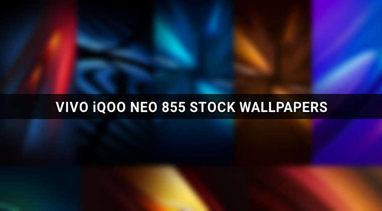 vivo iqoo neo 855 wallpapers selected image
