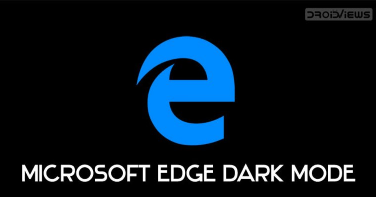Microsoft Edge Dark-Modus