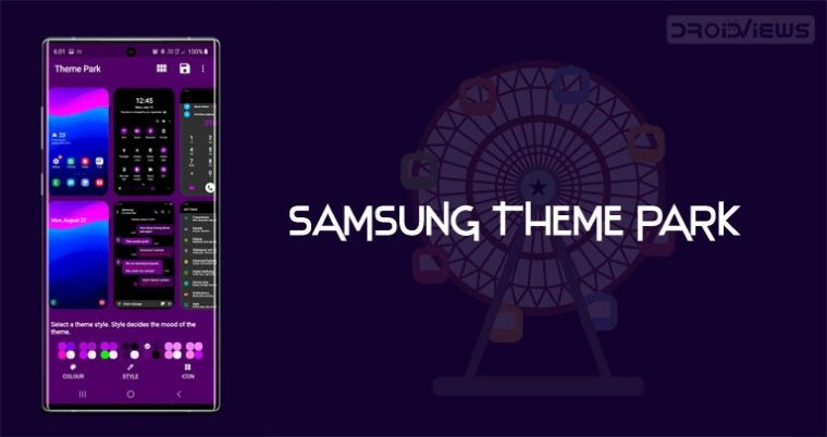 Samsung Themenpark