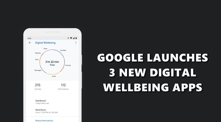 digitale Wohlfühl-Apps