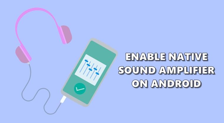 Android Soundverstärker