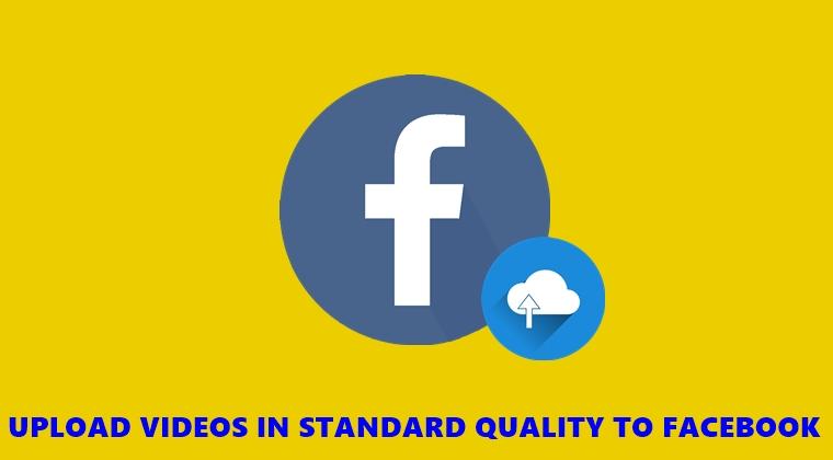 Videos hochladen Facebook