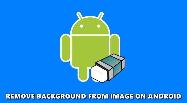 Hintergrund Android entfernen