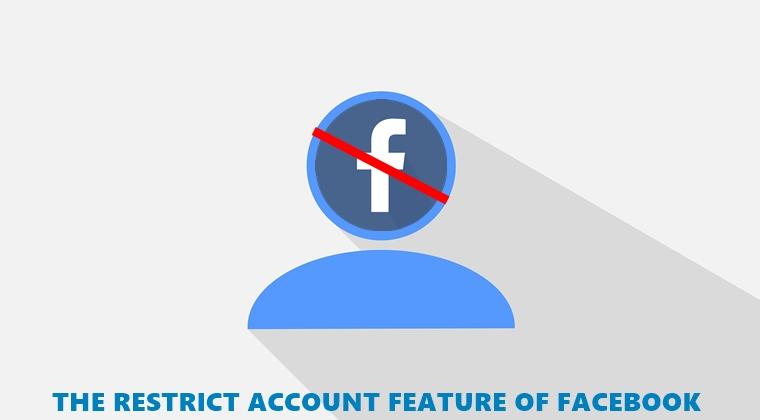 Konto Facebook einschränken