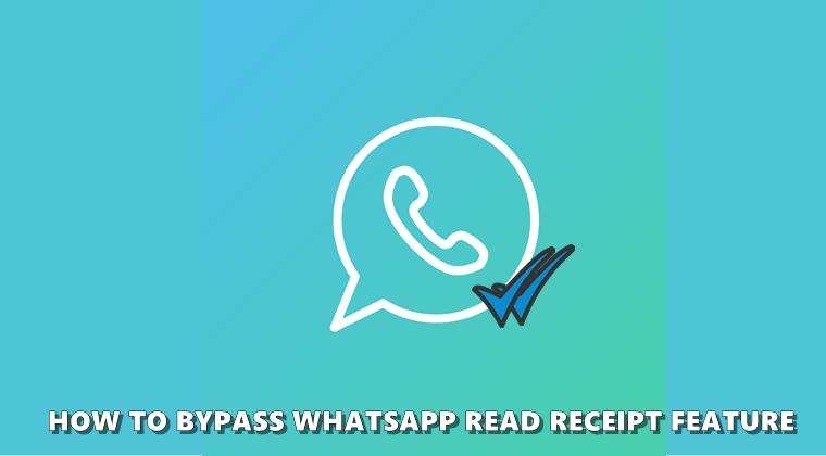 WhatsApp lesen Quittung