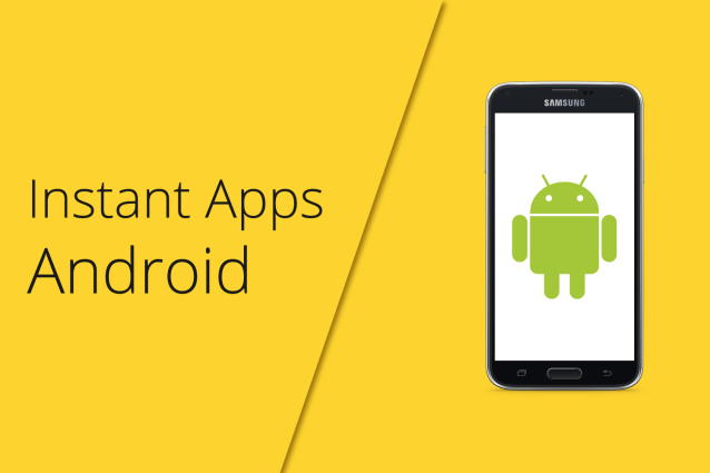 Sofortige Apps Android