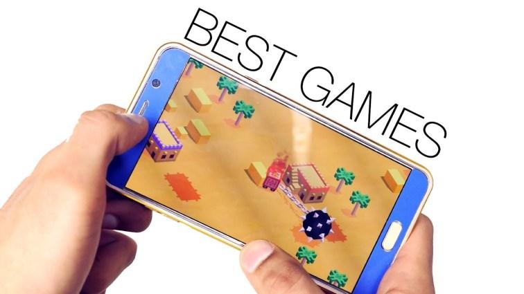 Top 5 der besten Android-Spiele aller Zeiten.
