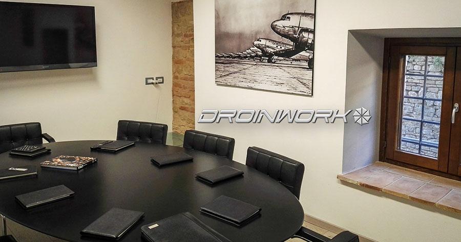 Droinwork / Sede legale in Umbria a Todi