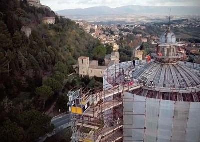 Cantiere Tempio della Consolazione // Todi (PG)