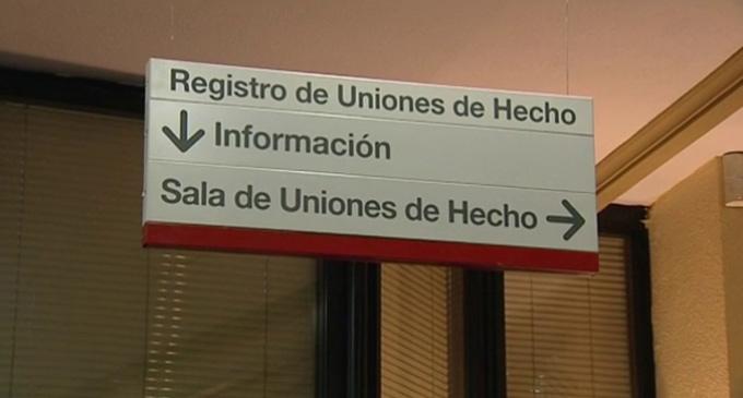 NECESIDAD DE SU INSCRIPCIÓN EN EL REGISTRO DE PAREJAS DE HECHO PARA EL DISFRUTE DE BENEFICIOS FISCALES. ES UN REQUISITO PROBATORIO