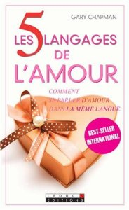 5 langages de l'amour