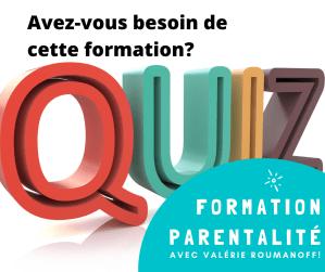 quizz parentalité