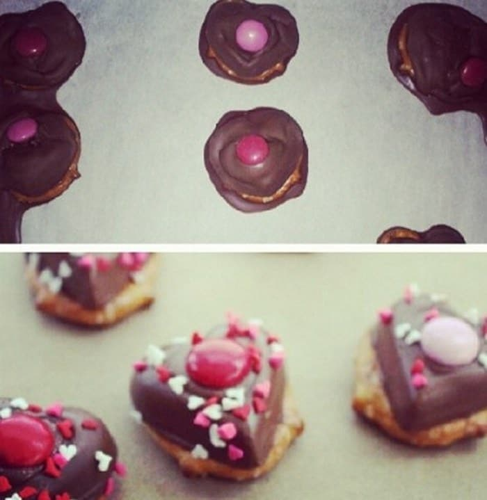 Epic Fail Valentines Day Cookies