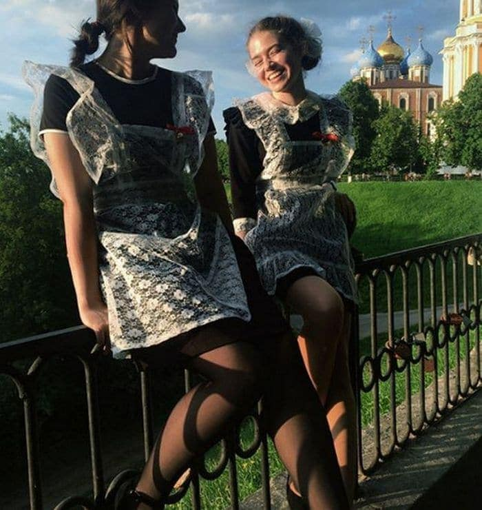 26 Funny Photos of Students Celebrating Graduation in Russia Will Blow Your Mind -10