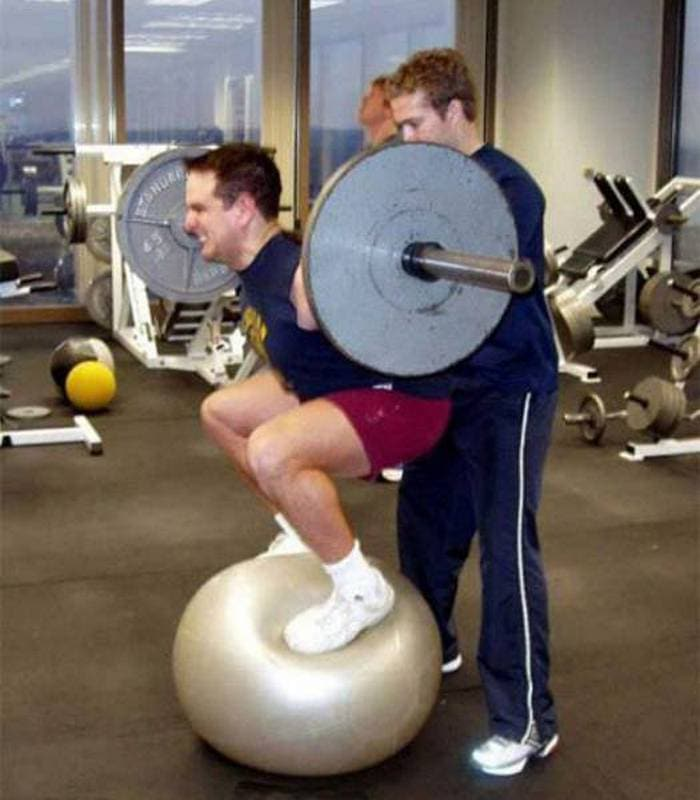 27 Epic Fail Gym Photos That Will Make Your Day -11