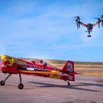 Vuelo Acrobático y Drones