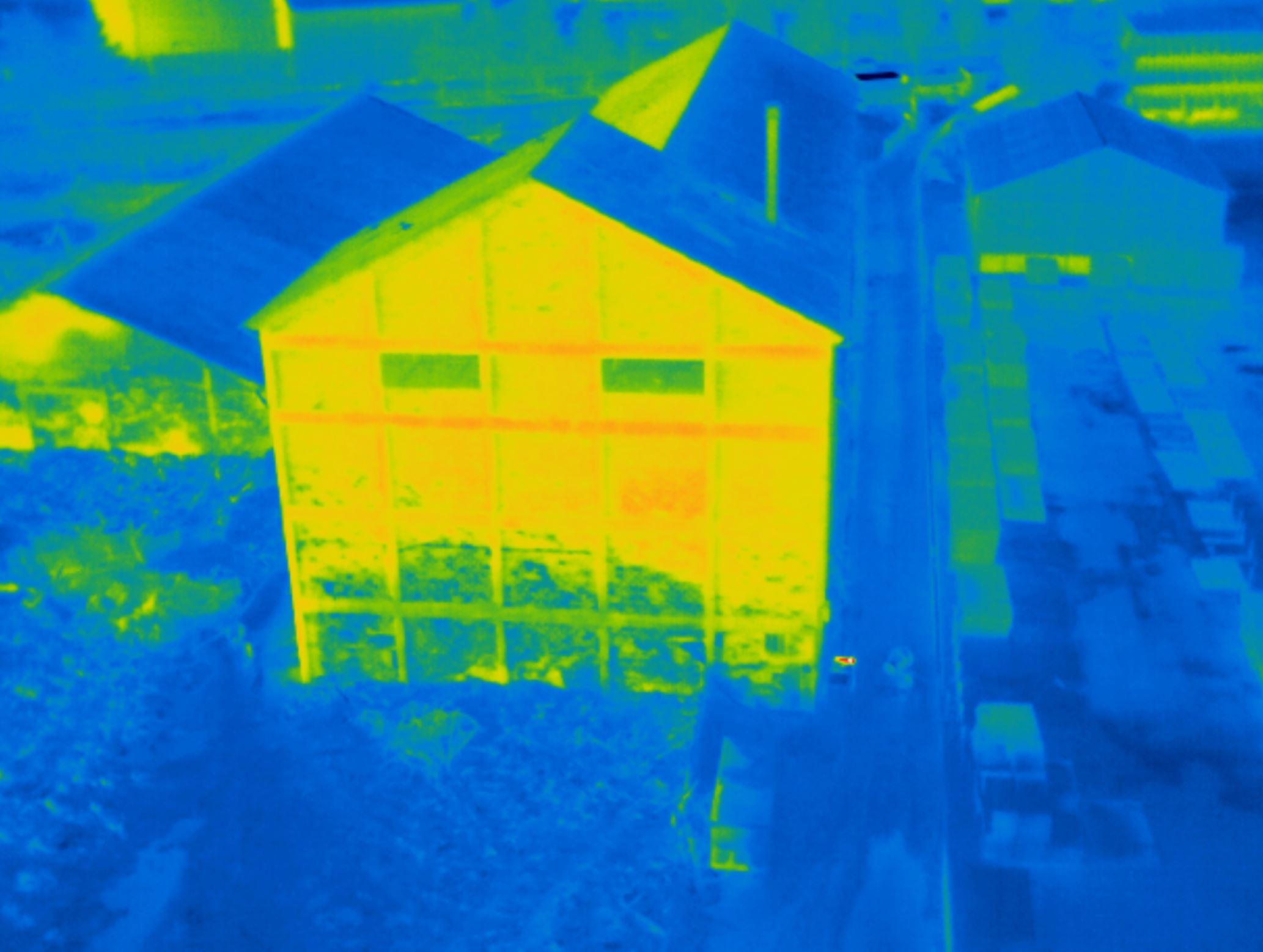 formation thermographie drone Orléans (45 loiret région Centre-Val-de-Loire)