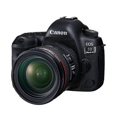 Appareil photographique plein format 32 megapixel, Canon 5dMarkiV, utilisé pour les modélisation 3D par Drone Expertise Centre