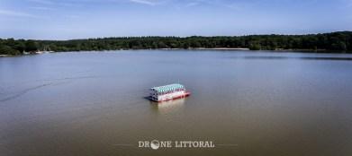 Drone littoral - Sillé Loisirs