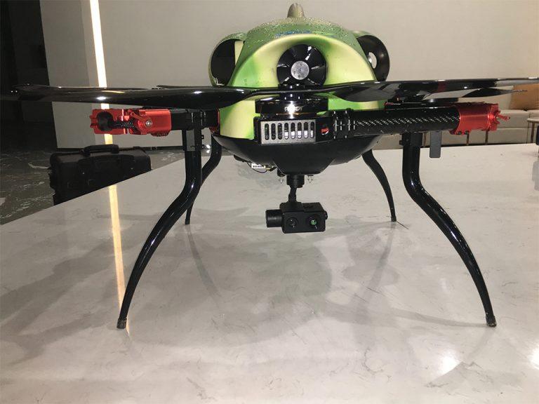 3 axis gimbal camera