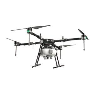 Spraying drone