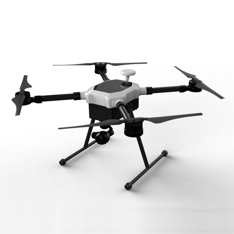 drone kit for customize build your own drone for industrial HX-850