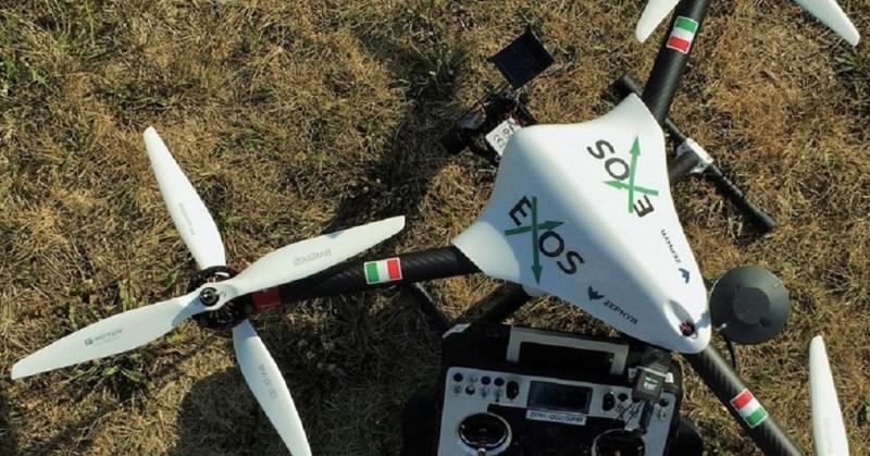 drone-exos-1 Droni