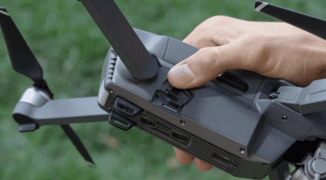 Pilotare con lo smartphone il drone Dji Mavic Pro, drone dji mavic pro, dji mavic pro,