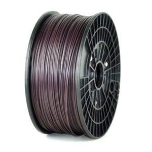 PLA 3.00mm 1KG 3D printer consumables brown HIGH QUALITY GARANTITA SU MAKERBOT, MULTIMAKER, ULTIMAKER, REPRAP, PRUSA