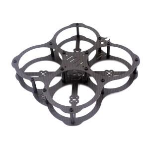 X3 UFO(130) 1.5mm Quadcopter Carbon Fiber Frame Kit