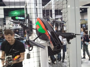 AR Drone 2.0 Backwards Compatibility