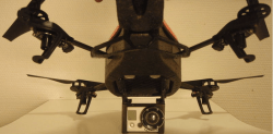 Parrot AR Drone Modifications