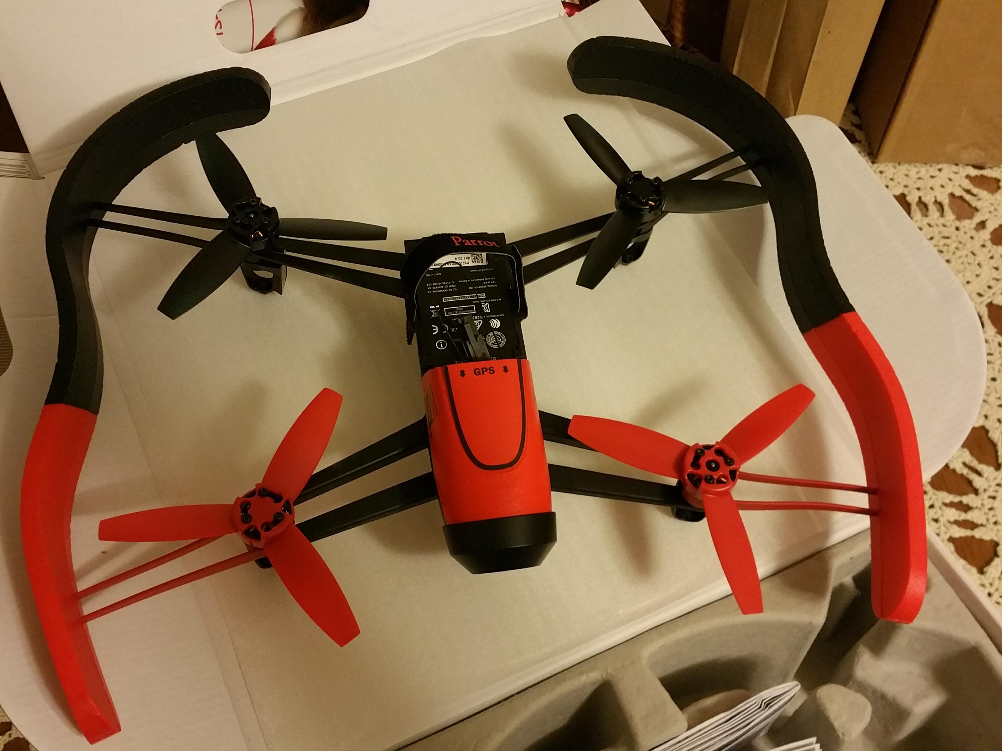 Parrot BeBop Quadcopter Review - Part 1 of 3 - Droneflyers com