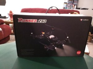 Walkera Runner 250 Review Part I – First Impressions