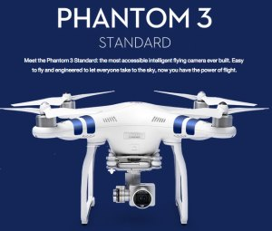 DJI Announces Phantom 3 Standard at $799 complete
