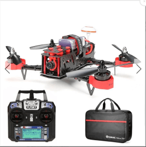 Eachine Falcon 250 – Heavy Metal Racing Muscle at a Bargain Basement Price