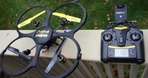 U818A WiFi FPV Quadcopter – First Look