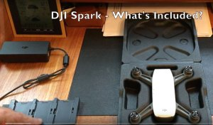 DJI Spark – NYC Introduction and our First Look at the Hardware, etc