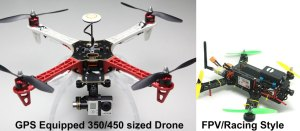 DIY Quadcopters & Drones – Instructions for Hobbyists.