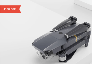 DJI Winter Sale – Big Savings – last chance!