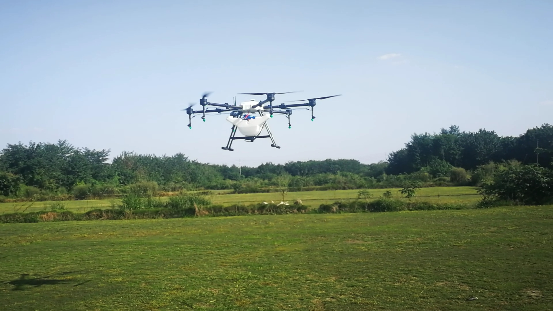 6 Rotors Plant Protection Uav 16kgs R Agriculture Sprayer