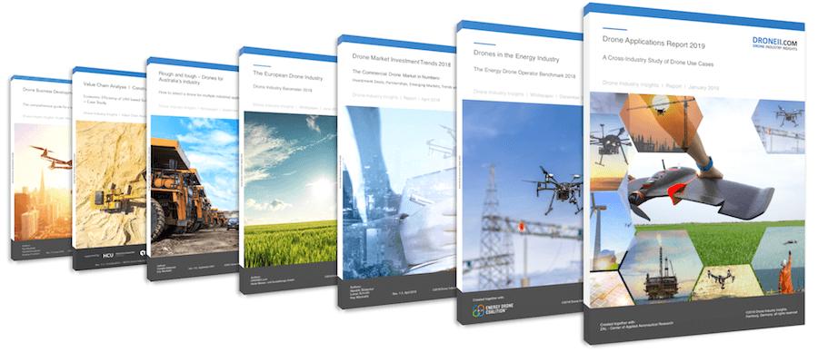 DRONEII Market Reports