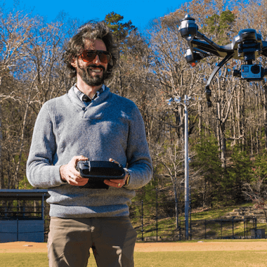 Alan Perlman Drone Pilot Instructor