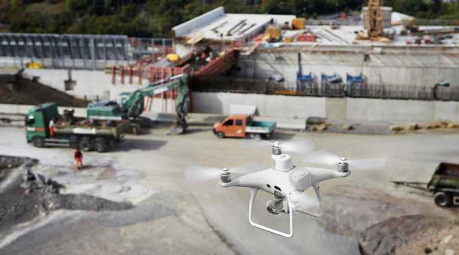 DJI's New Drone For Mapping and Surveying, Phantom 4 RTK, Launches Globally