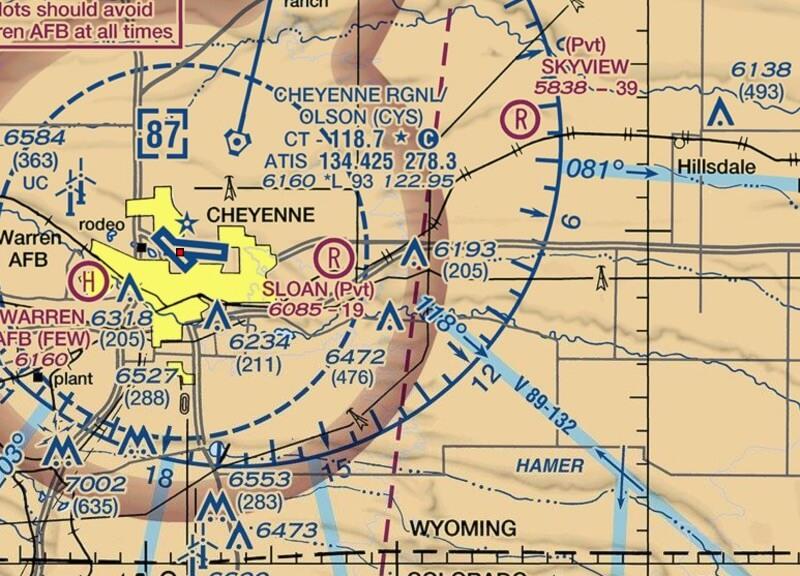 faa drone testing centers Cheyenne