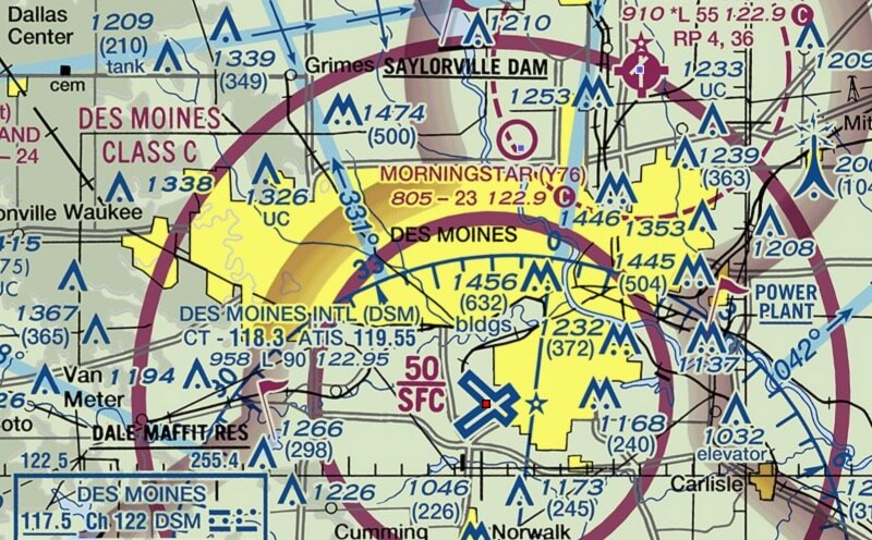 faa drone testing centers Iowa