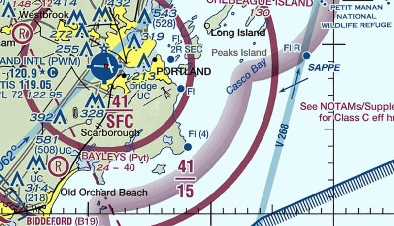 faa drone testing centers Maine